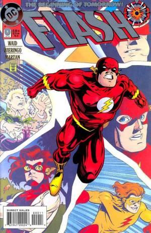 O Flash de Mark Waid: apogeu do personagem Wally West.