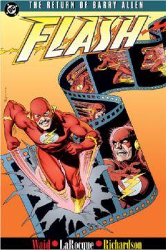 Barry Allen retorna dos mortos!