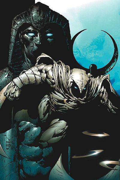 Moon_Knight_1 cover 2006