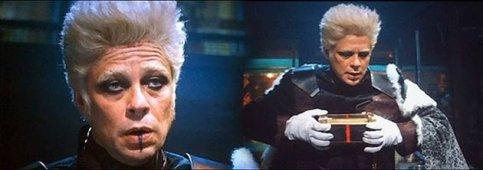 Benício Del Toro como o Colecionador em Thor - O Mundo Sombrio.