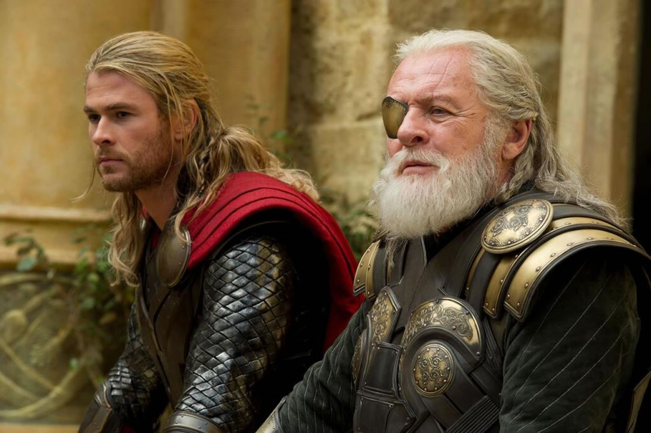 thor 2 official thor and odin