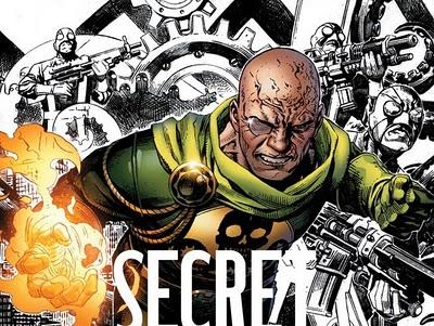 O Barão Von Strucker é o grande líder da HIDRA nos quadrinhos.
