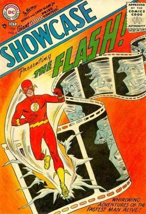 Showcase 04 traz a estreia do Flash.