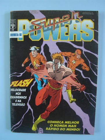 Wally West se torna o Flash.