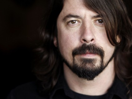 Dave Grohl, 45 anos.