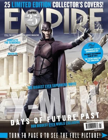 Teremos mais da vida de Magneto?