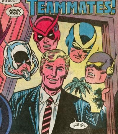 hank pym and identities