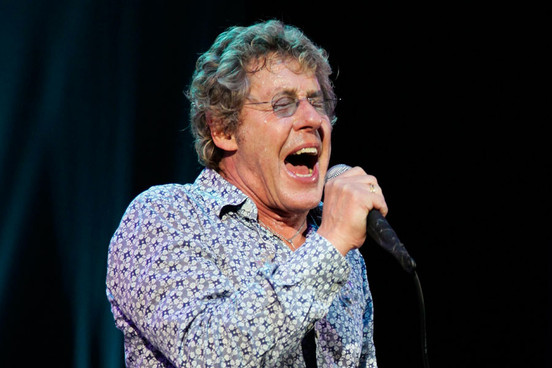 RogerDaltrey singing 2010s