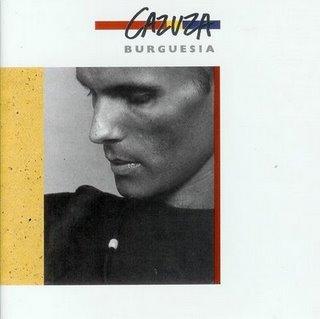 Cazuza Burguesia capa 1989