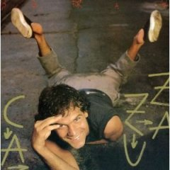 Cazuza So Se For A Dois capa 1987