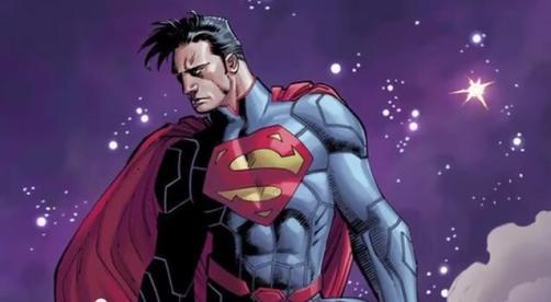 Superman ganha homenagem. Arte  por John Romita Jr.
