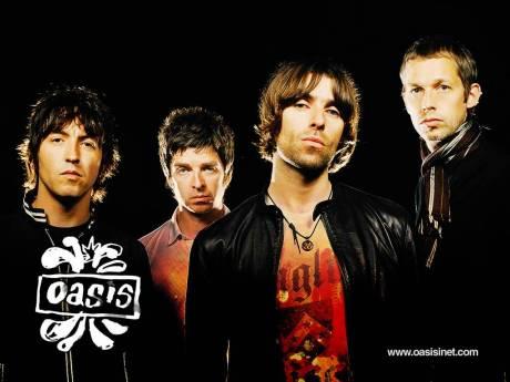 O Oasis virou oficialmente um quarteto.