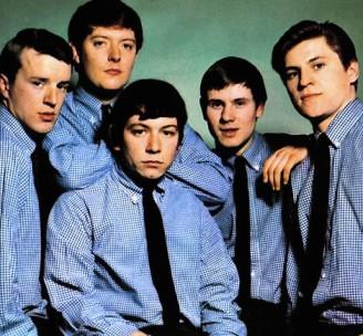 The Animals: grande banda do início da Invasão Britânica.