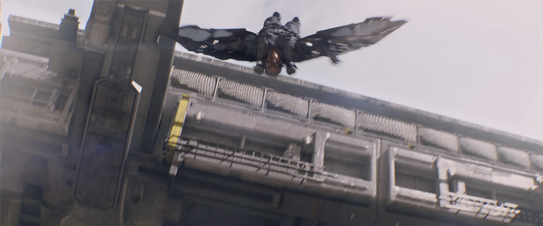 wintersoldier official trailer 1 falcon flying
