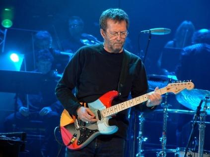 Eric Clapton: início da despedida dos palcos.