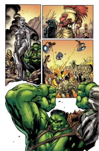 Hulk: gladiador!