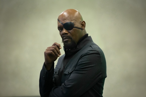 wintersoldier nick fury suspicious