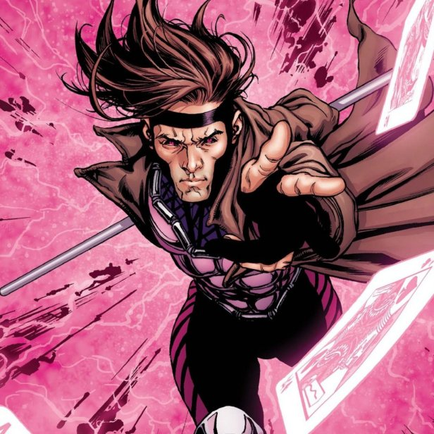 gambit pin up