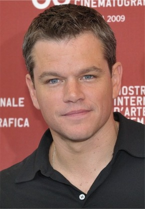 Matt Damon como Aquaman?
