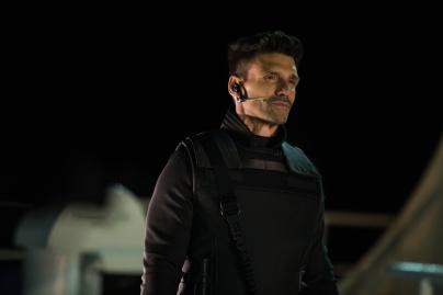 O agente Rumlow...