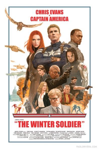 O Soldado Invernal: indicado a Efeitos Visuais...