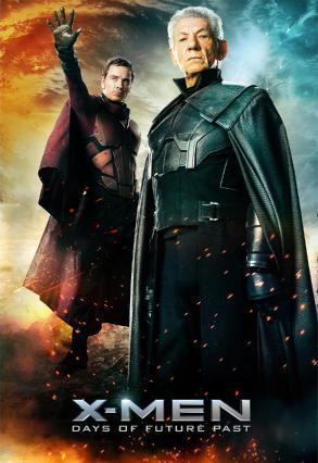 Passado e presente unidos: os dois Magnetos.