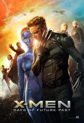 Dias de Um Futuro Esquecido: união dos dois elencos de X-Men.