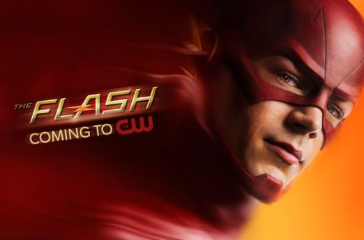 Flash ganha primeiro vídeo.