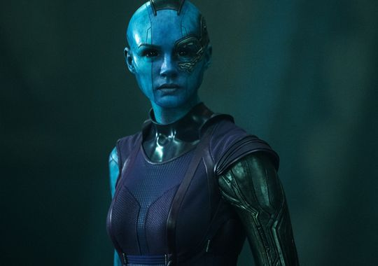 guardians of the galaxy official nebula close up