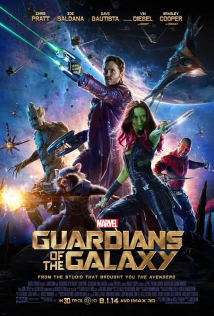 ... mas é Guardiões da Galáxia quem deve levar o prêmio. E também concorre por Maquiagem.