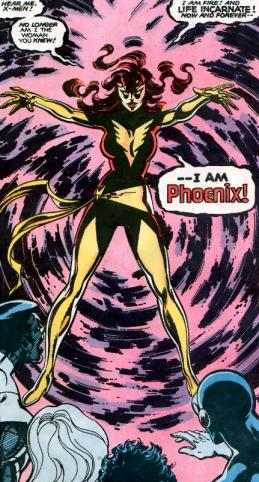 x-men dark phoenix revelation