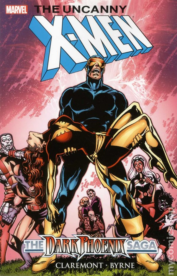x-men dark phoenix saga TP