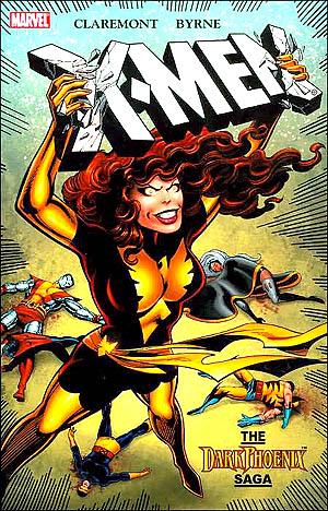 A Saga da Fênix Negra: maior clássico dos X-Men.