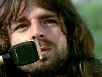 O tecladista Richard Wright em 1972: tributo.