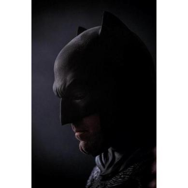 Batman quarentão ou cinquentão?