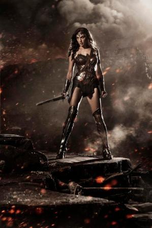 A Mulher-Maravilha também ganhará um filme solo em breve.