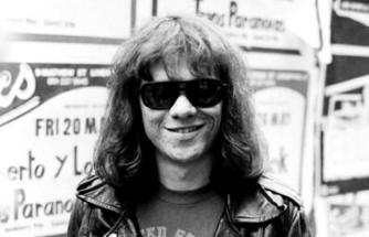 Tommy Ramone nos anos 1970: pioneiro da cena punk.