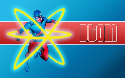 Elektron: clássico membro da Liga da Justiça.