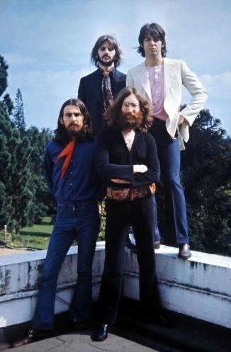 Beatles: maior banda da história do rock.