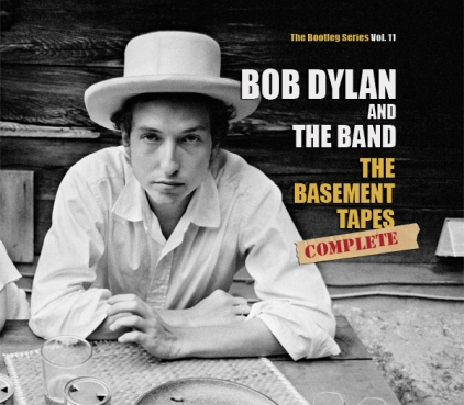 The Basement Tapes, de Dylan e The Band, finalmente completo!