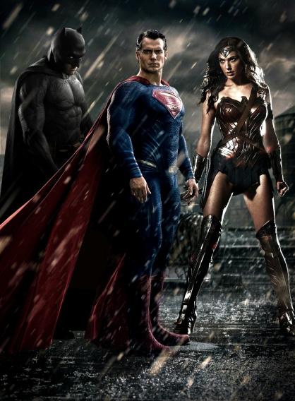 Batman, Superman e Mulher-Maravilha se reunirão em Dawn of Justice.
