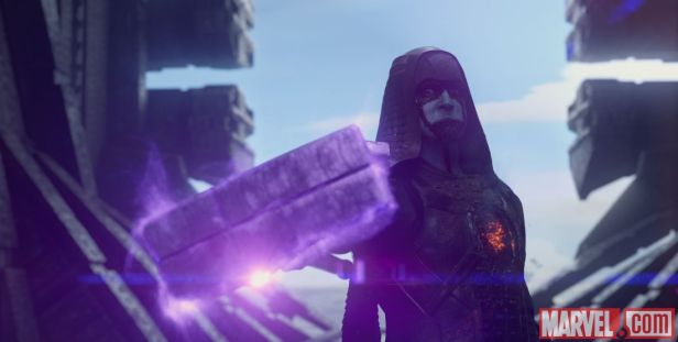 guardians of the galaxy official Ronan