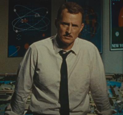 John Slattery como Howard Stark em Homem de Ferro 2.