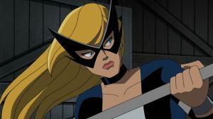Harpia no desenho animado dos Vingadores em 2012.