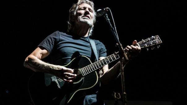 Roger Waters nos shows de The Wall: filme em festival.