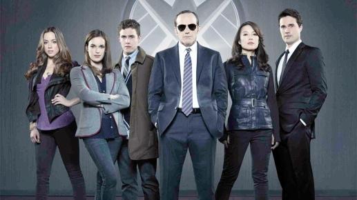 Coulson e seu time: atrás da HIDRA.