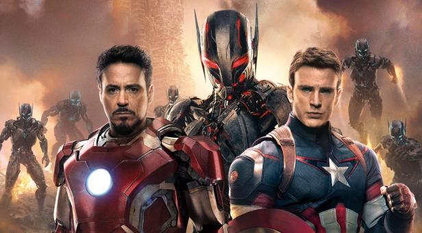 Homem de Ferro, Ultron e Capitão América: sinopse oficial.