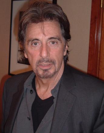 Al Pacino: toparia qualquer papel na Marvel.