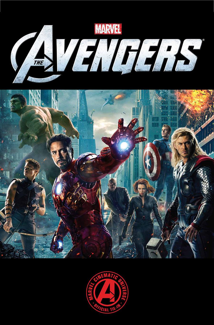 Marvel Comic Filme