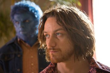 Fera e Xavier devem reunir os X-Men de verdade no filme.